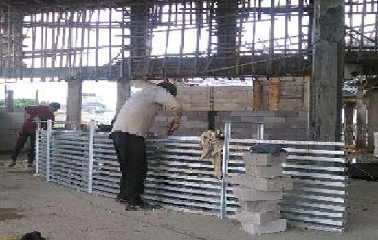 kontruksi atap baja ringan 2020