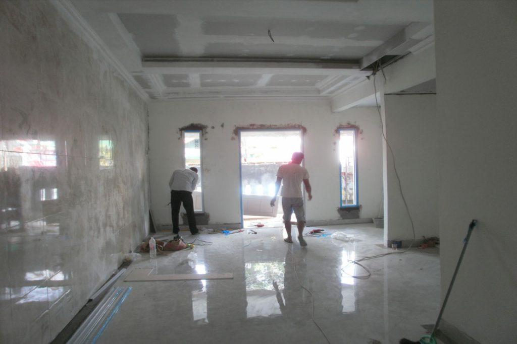pekerjaan kusen alumunium pintu jendela kaca