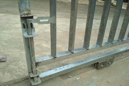 pagar pintu besi rumah 2020