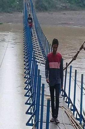 jasa pembuatan jembatan gantung 2020