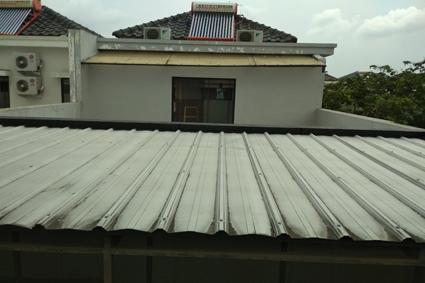 pasang canopy spandek 2021